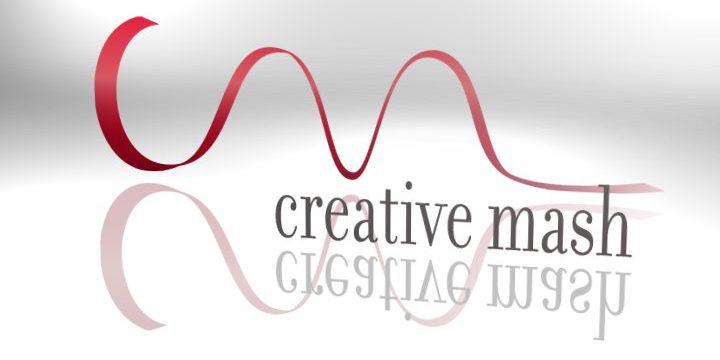 creative mash logo